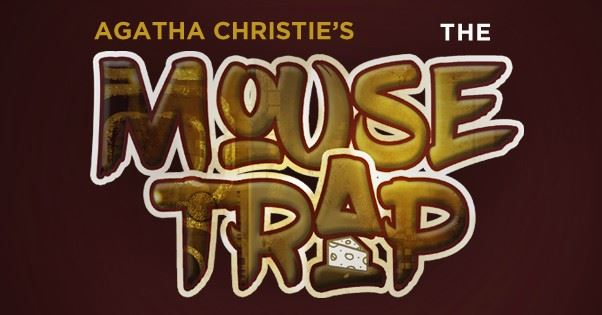 Agatha Christie&#39s The Mousetrap Page Banner