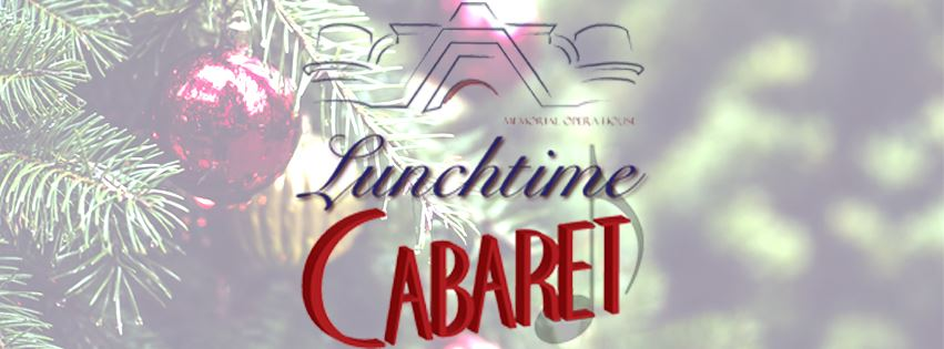 CLICK HERE to submit an online request for Group Rates for Celebrate The Season: A Lunchtime Cabaret