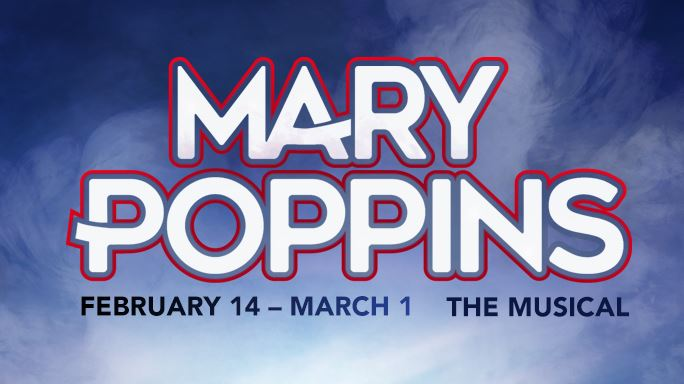 Mary Poppins The Musical Poster