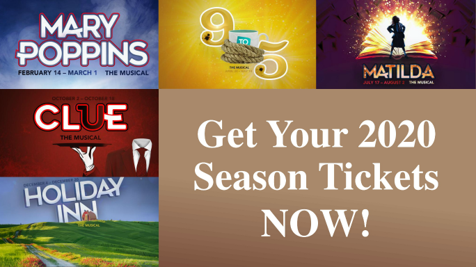 CLICK HERE For Information About 2020 Season Subscriptions