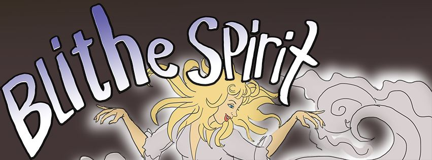 Blithe Spirit Event Page Banner