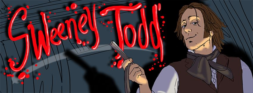 Sweeney Todd Event Page Banner