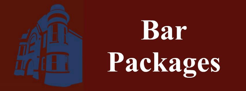 Bar Packages Page Banner