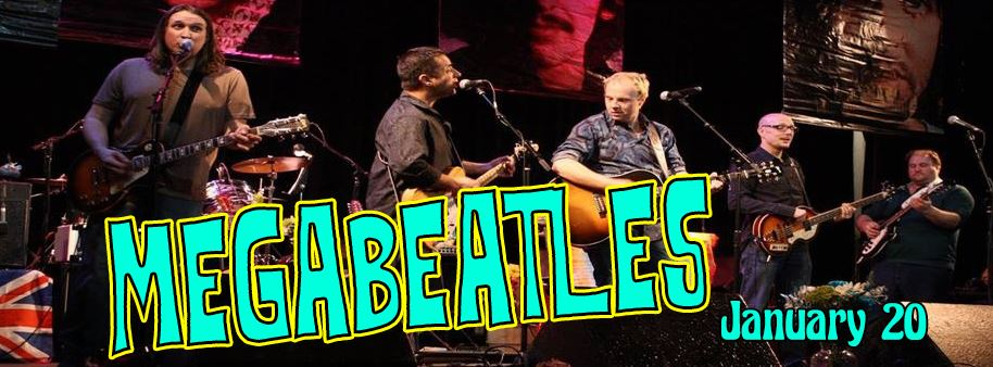 CLICK HERE For Information And Tickets For The MegaBeatles Concert Fundraiser