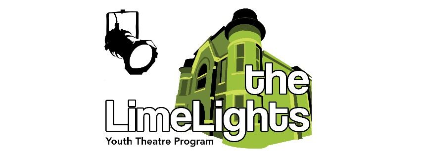 LimeLights Youth Theatre Program Page Banner