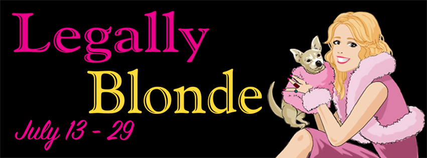 CLICK HERE For Information And Tickets For Legally Blonde, The Musical