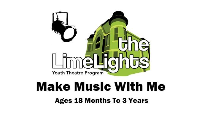 CLICK HERE For Information And Registration For Make Music With Me Classes