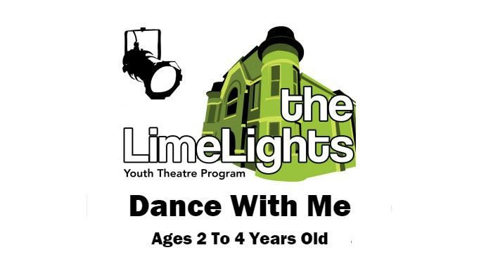 CLICK HERE for more information and registration for Dance With Me Workshop